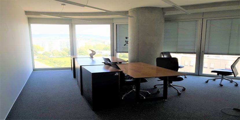 Zagreb zapad, Rudeš, ured u poslovnoj zgradi, 827m2